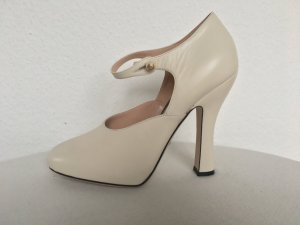 Gucci, Pumps, Leder, mystic white, 40, neu, € 690,-