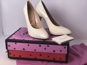 Gucci Pumps Leder NEU Gr-38 LP-€650