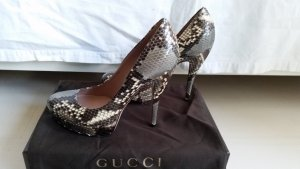 Gucci, Pumps, Python, Gr. 37, neu, € 950,-