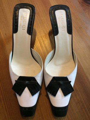 Gucci Pumps / Sandalen Gr. 37
