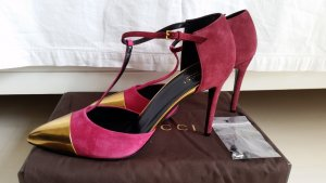 Gucci, Pumps, Velours, Glowlight, Gr. 40, neu, € 590,-
