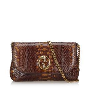 Gucci Python 1973 Crossbody Bag