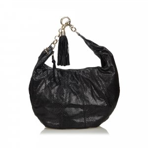 Gucci Python Sienna Hobo Bag