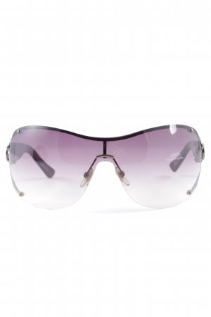 Gucci Retro Brille dunkelbraun Casual-Look