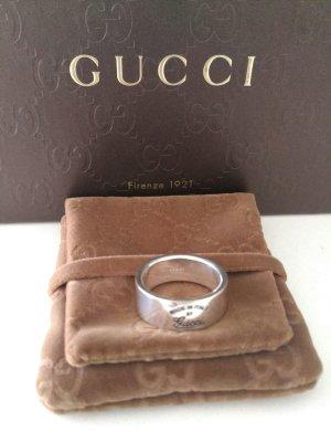 Gucci Zilveren ring zilver