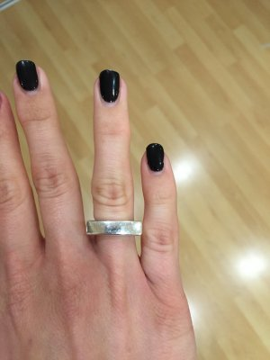 Gucci Ring in Silber