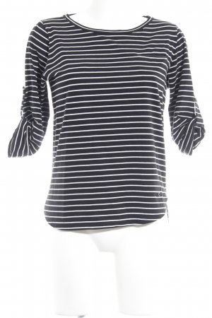 Gucci Stripe Shirt black-white college style