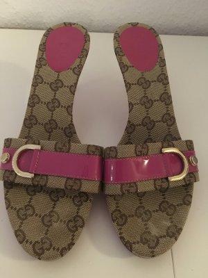 Gucci Sandals violet