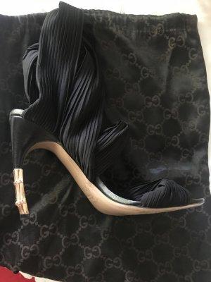 Gucci High Heel Sandal black