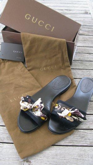 Gucci Zapatos multicolor Cuero