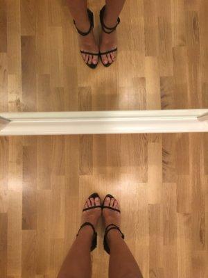 Gucci Sandaletten mit Absatz