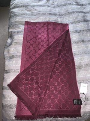 Gucci Woolen Scarf purple-magenta