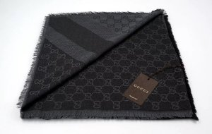 Gucci Woolen Scarf multicolored