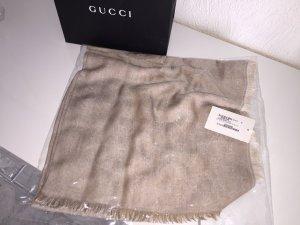 Gucci Schal beige toene