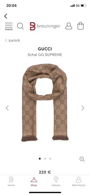 Gucci Schal GG SUPREME