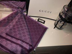 Gucci Silk Scarf multicolored