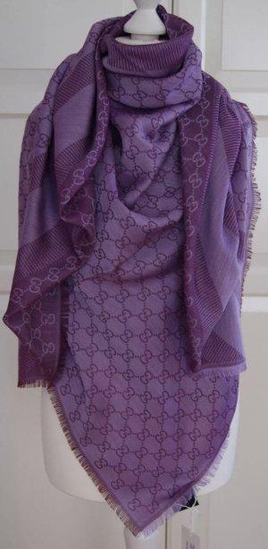Gucci Schal lila