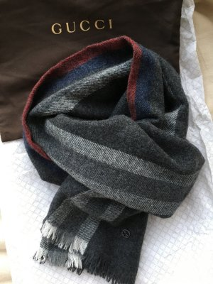 Gucci Sjaal van kasjmier veelkleurig