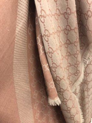Gucci Schal rosa
