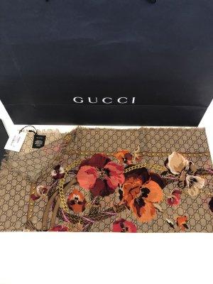 Gucci Schal /Tuch NEU 140x140 Wolle