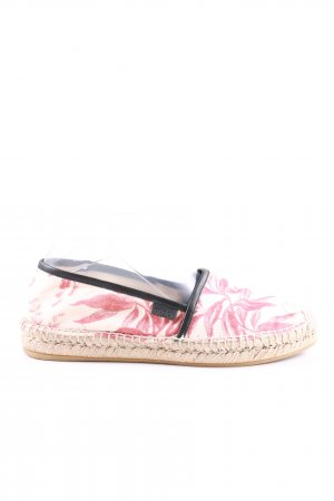 Gucci Zapatos sin cordones estampado floral look casual