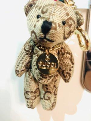 Gucci Etui voor sleutels brons