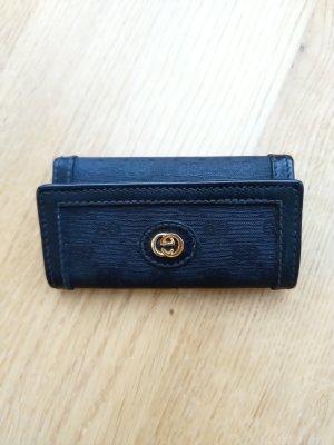 Gucci Porte-clés noir-doré