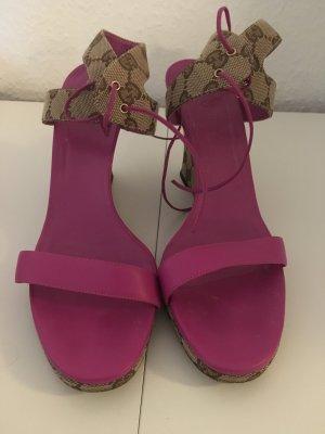 Gucci Sandalo rosa