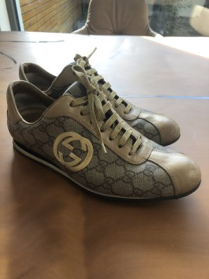 Gucci Sneakers gold-colored