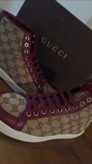 Gucci Schuhe Canvas!
