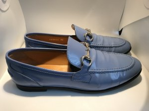 Gucci Slip-on Shoes cornflower blue