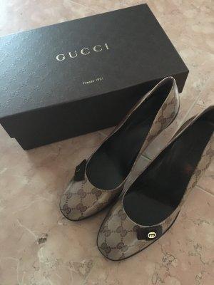 Gucci Schuhe Gr. 38 in Originalkarton