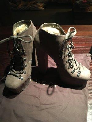 Gucci Schuhe Plateau Winter