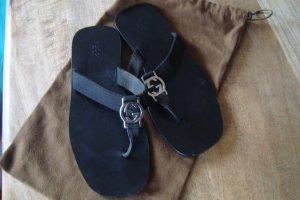 GUCCI Schuhe Schlappen Slipper Flip Flops GR.37,5 TOP