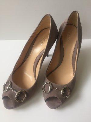 Gucci Schuhe, Wildleder