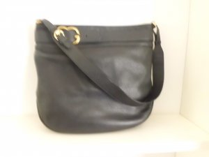 Gucci Handbag black leather