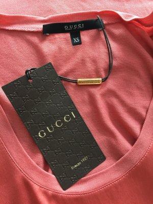 Gucci seide Viskose XS 34 neu Damen top Bluse Shirt longtop tunika seidentop