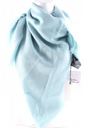 "Gucci Silk Scarf ""Guccissima Scarf Sky Blue "" light blue"