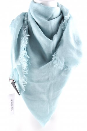 "Gucci Silk Scarf ""Guccissima Scarf Sky Blue"" light blue"
