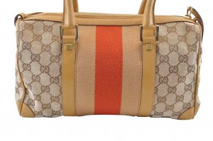 Gucci Sherry Canvas