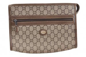Gucci Sherry Line GG Clutch Bag