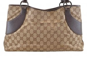 Gucci Sherry Line GG Tote Bag