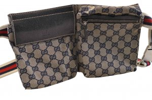 Gucci Sherry Line GG Waist Bag