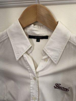 Gucci Shirt met lange mouwen wit