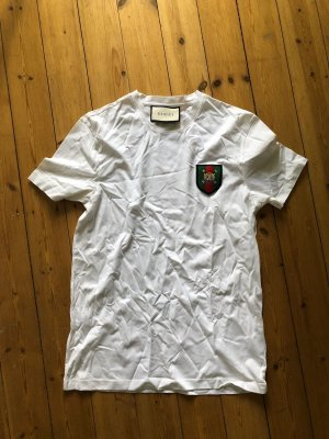 Gucci Shirt Wappen Top T-Shirt Basic