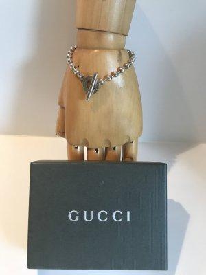 Gucci Silberarmband Boule