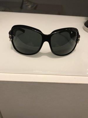 Gucci silver belt Sonnenbrille