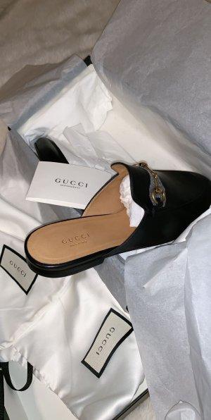 Gucci Zuecos negro