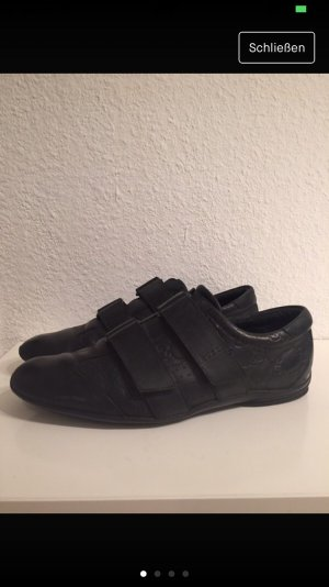 Gucci Velcro Sneakers black