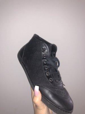 Gucci Zapatillas altas negro